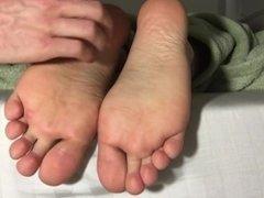 Cute Teen Feet Tickled