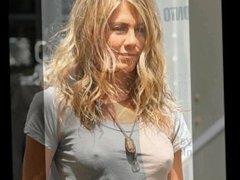 Jennifer Aniston Hottest JERK-O-CHALLENGE + ASMR