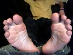 Long Twink Toes Foot Show