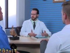 Fisting boys gay Brian Bonds goes to Dr. Strangeglove's office with his