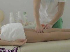Begging step sister for a blowjob and cum inside babysitter Massage