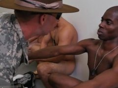 Gay porn medic Yes Drill Sergeant!