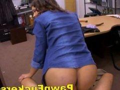 Big Tits Latin Milf Takes Store Owners Massive Prick Voyeur Camera