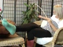 femdom feet humiliation