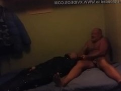 2 Danish - 25yo Guy & Gays Show With Old Older Mature Daddy Father Man - 3