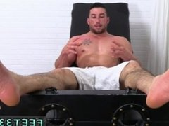 Toe licking old gay and free movies twink feet Casey More Jerked & Tickled