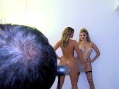 Maria Lapiedra Totalmente Desnuda Making Of Primera Linea Mag