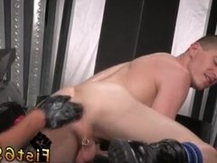 Black fist gay porno Aiden Woods is on his back and yells to Axel Abysse,