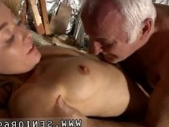 Blonde milf saggy boobs Gorgeous blonde Tina is very busy at the