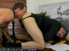 Young gay twinks feet movies Jason's firm knob and swinging ball-sac are