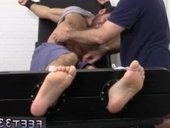 Teen guy feet blog and emo gay porn foot fetish Chase LaChance Is Back