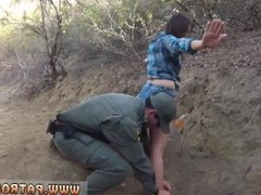 Oil police group Mexican border patrol agent has his own ways to fend off