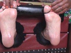 Tickling milf Debbie
