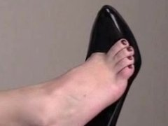 Angel Ava (Foot Modeling/Small Feet/High Arches)