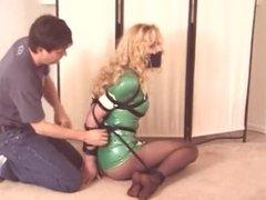 green sadie tied