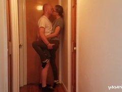 Hallway Sex (We Didn't Make It To The Bedroom)