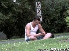 Years boy and young man gay sex movie first time Horny Men Fuck In Public!