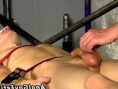 Free gay male bondage sex movies Wanked and edged over and over, he's