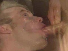 Gay Facial Compilation Part 1