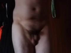 Hot English dude makes you go crazy for his cock and arse!