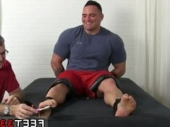 Gay bound foot tube first time What could be finer than binding up a big,