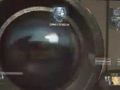 Call of duty: Black ops 2 : Skills sniper by DjubaxGaminG69
