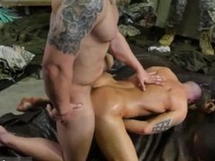 Army fuck gallery gay the loser of course takes a schlong in the ass.