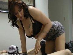 Zoey Holloway hot handjob