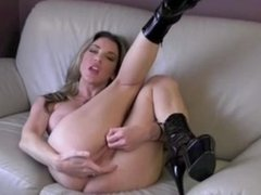 Cum Eating Lesson From Femdom Mistress