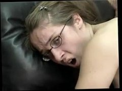 Sex therapy for a young girl