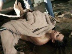 Bianca Comparato peitinhos em série nacional