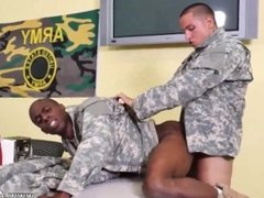 Group of gay army man first time Yes Drill Sergeant!