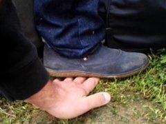 Trampling candid crushing unknown 2017 number 08 stomping hand crush