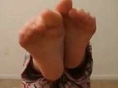 sock and feet tease humiliation