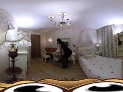 VR Porn Lesbian Girlfriends fingering  Virtual Porn 360