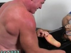 Monster gay strap on sex Matthew Tickled To Insanity