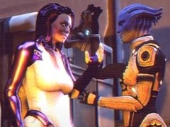 Mass Effect Gangbang (Futa)
