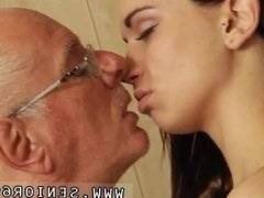 Girl sucks old man and lucky old british xxx Every chunk on the right