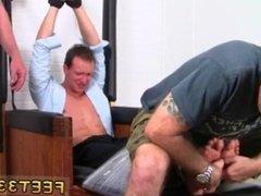 Teen boy feet gay porn skater Gordon Bound & Tickle d
