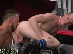 Guy fisting movie and gay fisting brazil Aiden Woods is on his back and