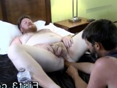 Ebony and ivory gay twinks porn Sky Works Brock's Hole with his Fist