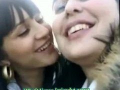Amateur lesbian kissing compilation - www.tubeviral.com/AQxJW