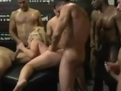 Alexis Ford is airtight in gangbang