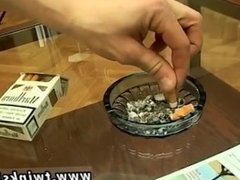 Gay boys fucking porn videos Jerry & Sonny Smoke Sex