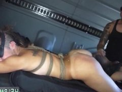 Strapon lesbian rough sex threesome Engine failure in the middle of