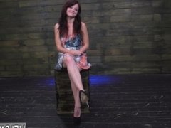 Rough oral creampie Helpless teen Kaisey Dean was on her way to observe