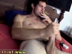 Free interracial bareback gay porn 3gp Hunter Smoke & Stroke