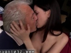 Old man blue pill and old guy cumshot first time Horny senior Bruce