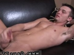Gay ass lick asian boys video Making himself handy on the couch, Ross
