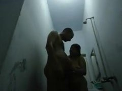 Uncle and aunty bathroom sex